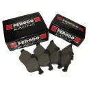 Спортивные тормозные колодки FERODO RACING DS 2500