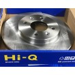 Диск тормозной HYUNDAI Solaris/KIA Rio передний Sangsin SD1110