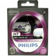 Лампы галогеновые PHILIPS Color Vision Purple H-7 12V 60/55W к-т.2 шт.