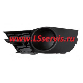 Заглушка переднего бампера (ПТФ) ЛАДА Икс-Рей/LADA X-RAY правая 263310289R оригинал
