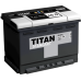 Аккумулятор ТИТАН Стандарт/TITAN Standart 6СТ-60А/ч прямая полярность
