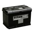 Аккумулятор ТИТАН Стандарт/TITAN Standart 6СТ-75А/ч обратная полярность