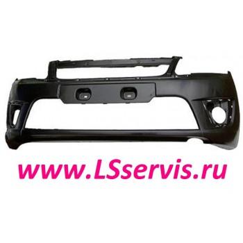 Бампер передний ЛАДА/ВАЗ 2191 Гранта лифтбэк под п/т 21910-2803015-01