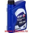 Масло ЭЛЬФ/ELF EVOLUTION 900 SXR 5W40 SN/CF синтетическое