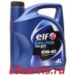 Масло ЭЛЬФ/ELF EVOLUTION 700 STI 10W40 SL/CF полусинтетическое