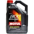 Масло MOTUL 8100 Eco-clean+ 5W30 синтетическое