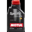 MOTUL Specific 502.00/505.00/505.01 5W40 1л
