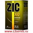 Масло ЗИК/ZIC XQ 5W40 SM/CF синтетическое