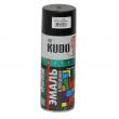 Эмаль универсальная КУДО/KUDO чёрная глянцевая KU-1002 520мл
